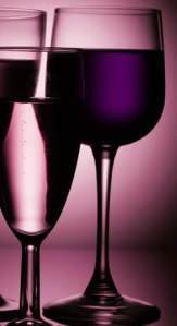Pink_Wine_Glasses