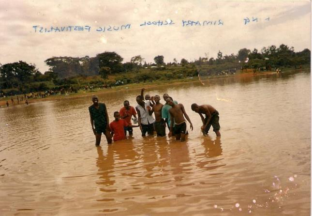 The famous abandoned gold mine! 'Ongoro' - My friends and I