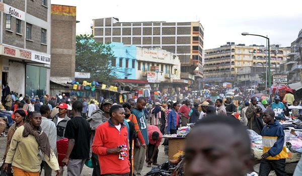 Nairobi Hustle!